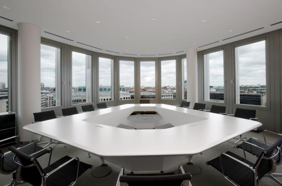 Picture of: Stunning Kinzo Ernstyoung Boardroom Conference Table Nertherland Designer Smart Inbound Marketing