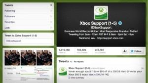 Xbox-support
