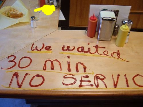 """Don't Ever Say Your Business's Competitive Advantage Is """"Quality Customer Service"""""""